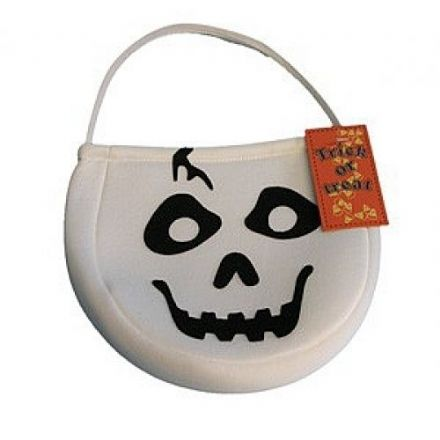 Trick or Treat Skeleton Bag, Halloween